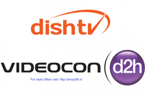 Dish tv merge with videocon